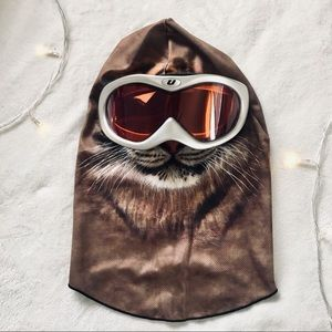 Balaclava and Snowboard/Skiing Goggles